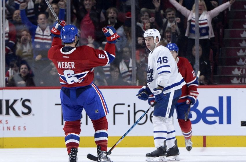 Post Game Thoughts On Maple Leafs 2 1 Loss To Canadiens