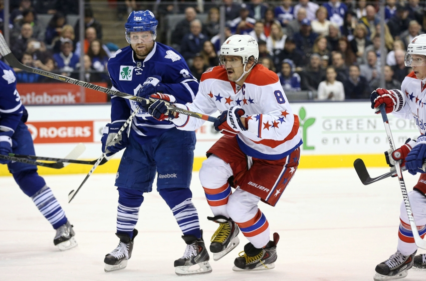 Toronto Maple Leafs Game Preview  Washington Capitals Looking for Revenge bfaccb4bae7f
