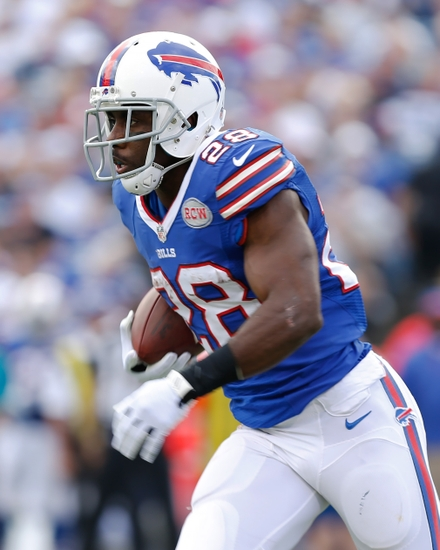 San Diego Chargers Front Office: Buffalo Bills: Is C.J. Spiller Set To Leave Buffalo?
