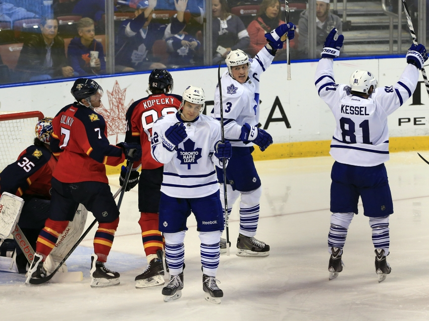 Toronto Maple Leafs  Casey Bailey to Make Debut Against Panthers f56a4721d