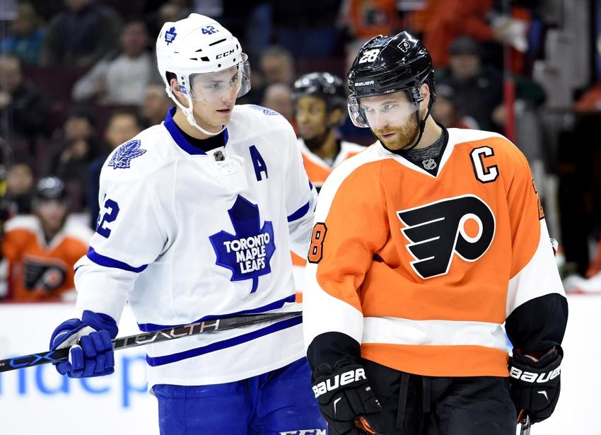64541dbf3f3 Toronto Maple Leafs  Tyler Bozak Ready to Return to Action