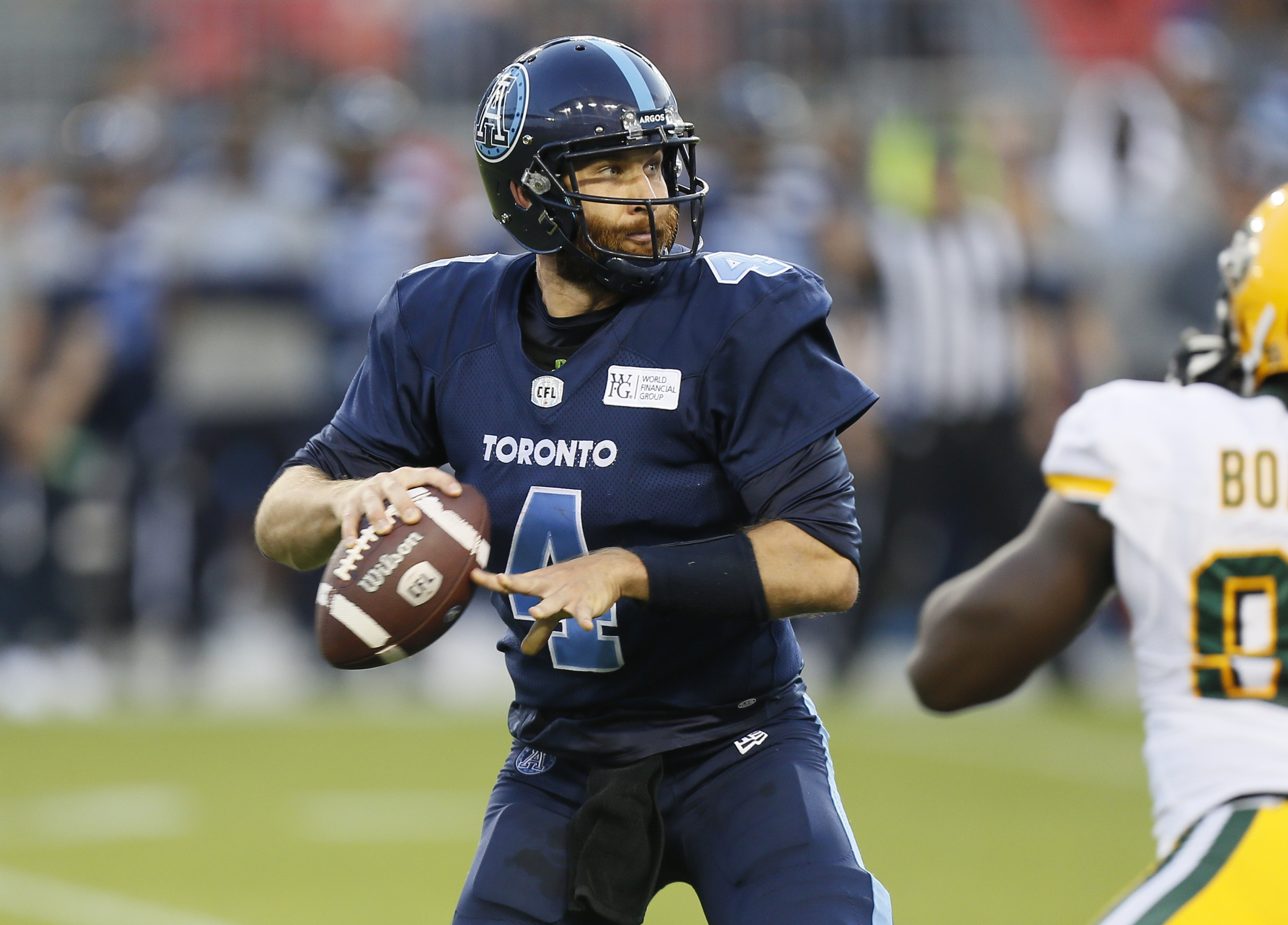 Toronto Argonauts: McLeod Bethel-Thompson opts out of CFL contract