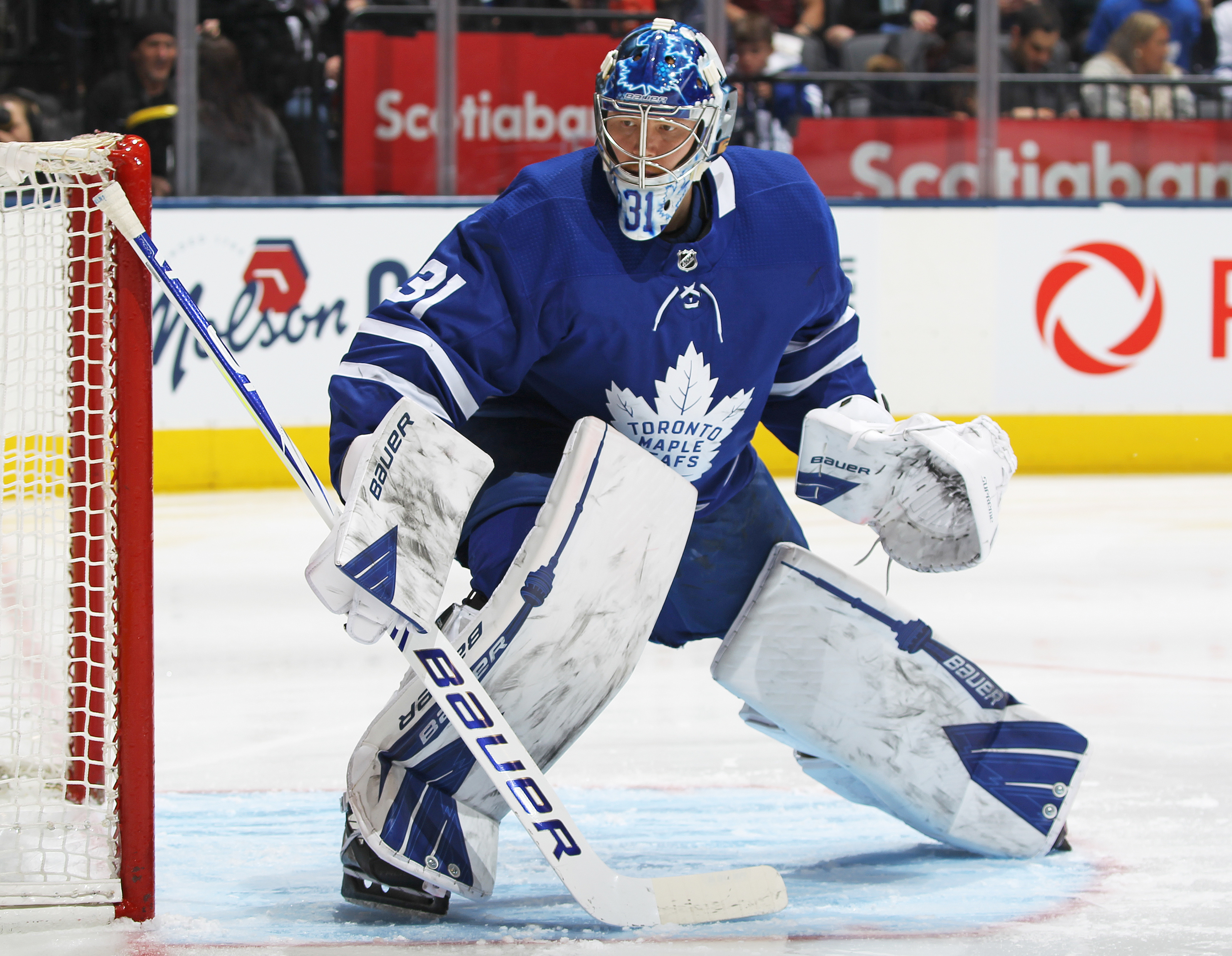 Toronto Maple Leafs Choose Your Goalie Game 7 Edition