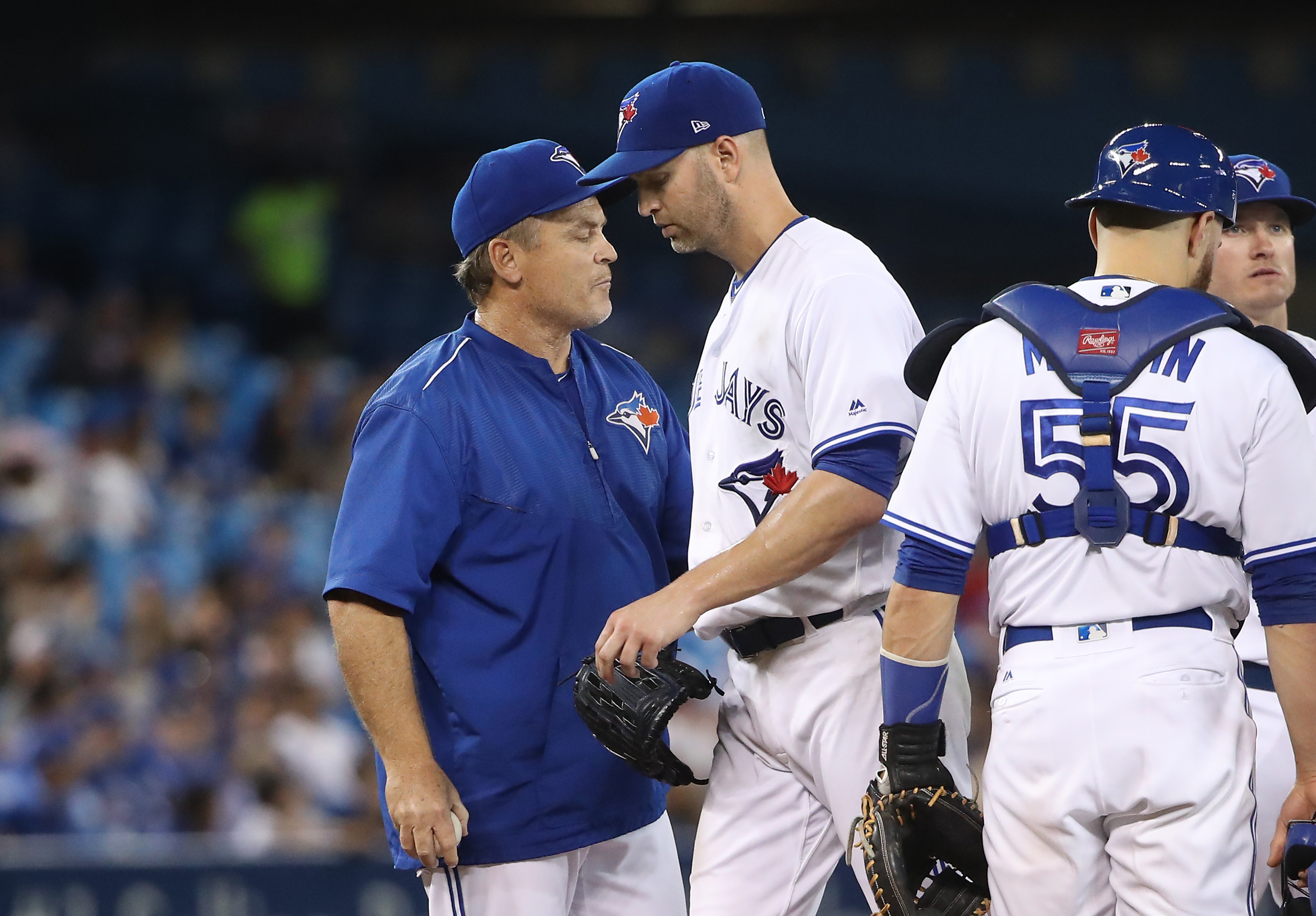 The Blue Jays do not make the weight