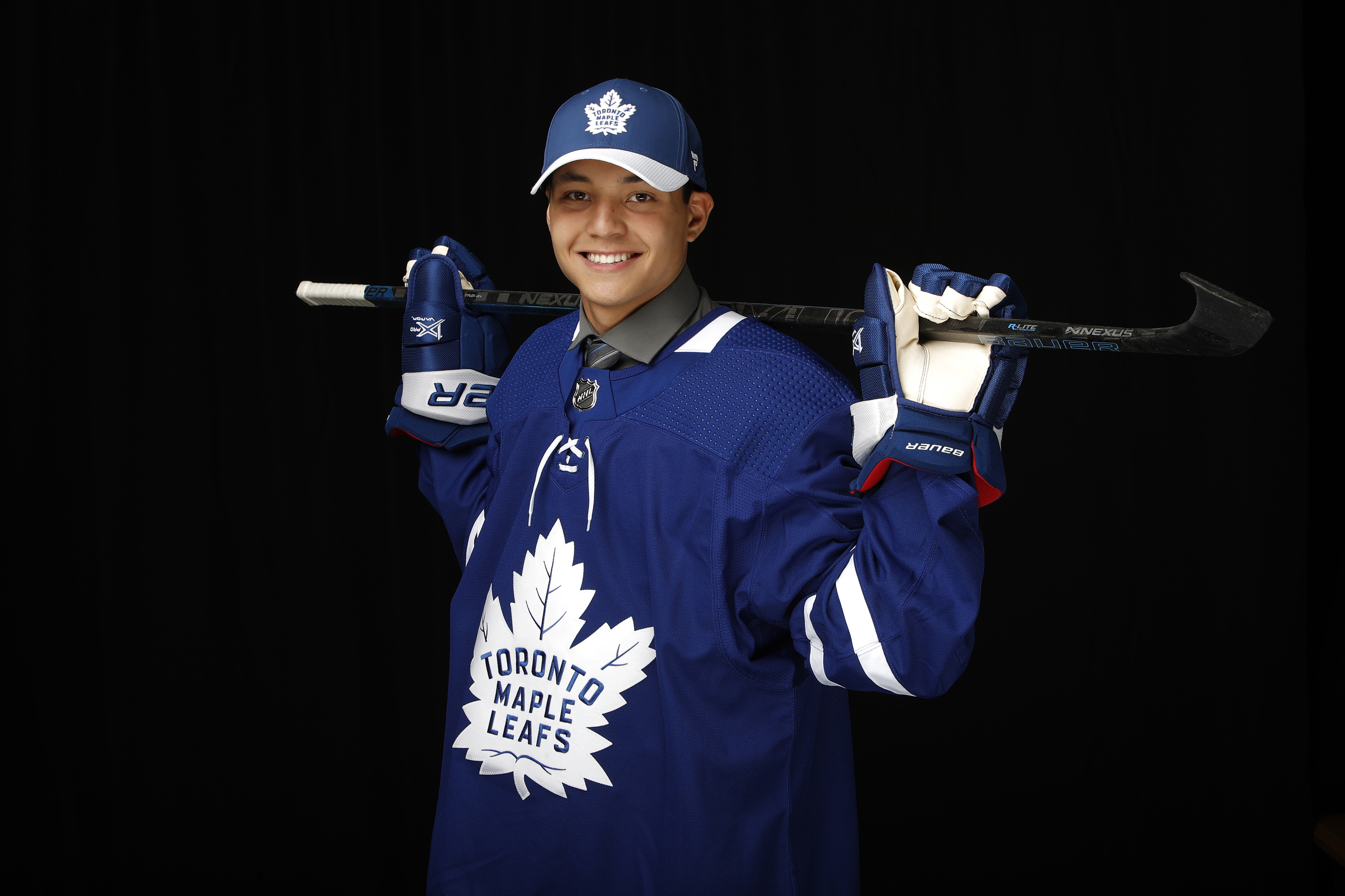 Toronto Maple Leafs Where Would Nick Robertson Go In The 2020 Draft